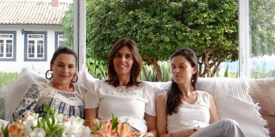 Foto da Natalia Ortiz com a Família